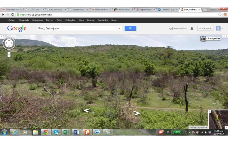 Foto de terreno industrial en venta en  , aguas buenas, silao, guanajuato, 1190087 No. 05