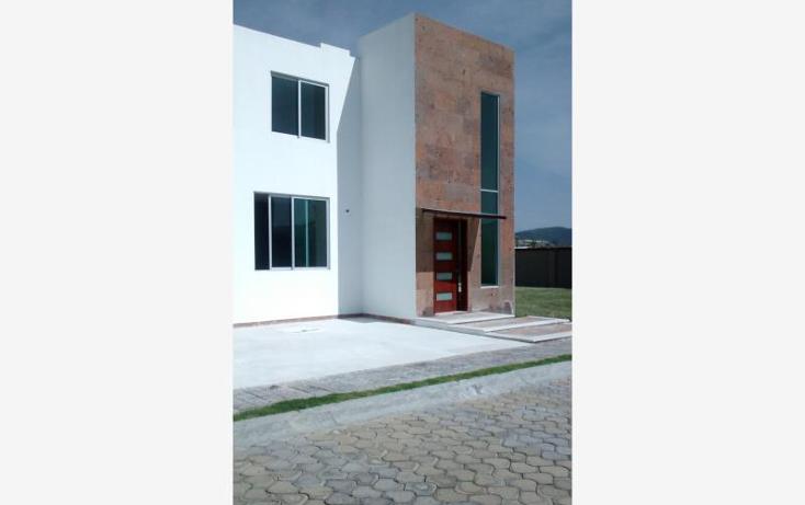 Foto de casa en venta en aguas leguas 28, san andr?s cholula, san andr?s cholula, puebla, 1151317 No. 01