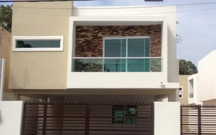 Foto de casa en venta en aguascalientes 100, unidad nacional, ciudad madero, tamaulipas, 1780252 No. 01
