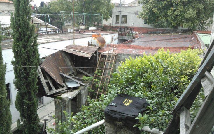 Foto de terreno habitacional en venta en aguila 14, bellavista, álvaro obregón, df, 1706932 no 05