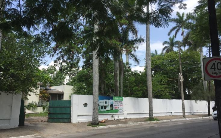 Foto de terreno habitacional en venta en  , águila, tampico, tamaulipas, 1541696 No. 01