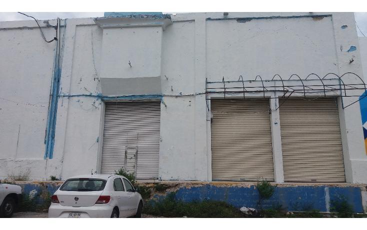 Foto de nave industrial en renta en  , águilas chuburna, mérida, yucatán, 1056513 No. 01