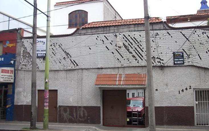 Foto de oficina en renta en  , aguilera, azcapotzalco, distrito federal, 1943735 No. 01