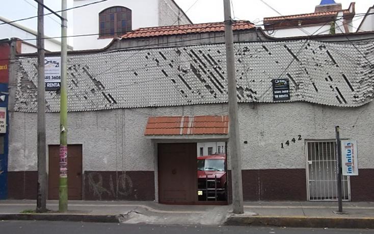 Foto de oficina en renta en  , aguilera, azcapotzalco, distrito federal, 1943737 No. 01