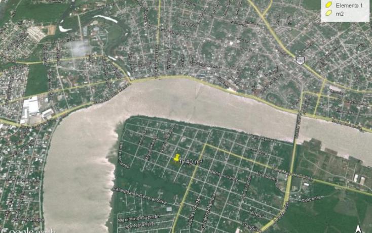Foto de terreno habitacional en venta en agustin de iturbide, santiago de la peña, tuxpan, veracruz, 835807 no 01