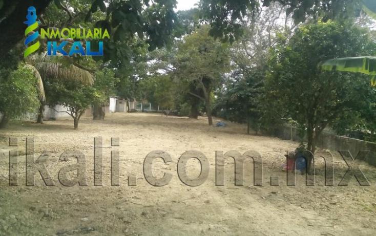 Foto de terreno habitacional en venta en agustin de iturbide, santiago de la peña, tuxpan, veracruz, 835807 no 03