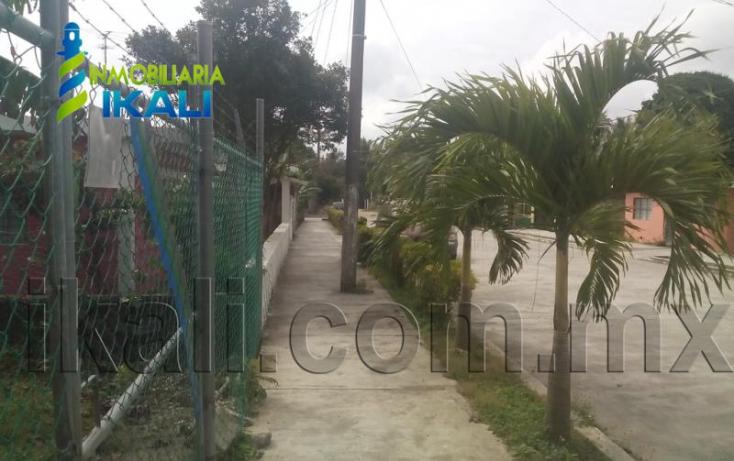 Foto de terreno habitacional en venta en agustin de iturbide, santiago de la peña, tuxpan, veracruz, 835807 no 04