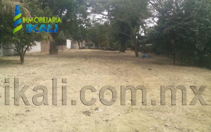 Foto de terreno habitacional en venta en agustin de iturbide, santiago de la peña, tuxpan, veracruz, 835807 no 05