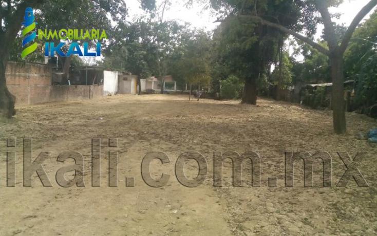 Foto de terreno habitacional en venta en agustin de iturbide, santiago de la peña, tuxpan, veracruz, 835807 no 06