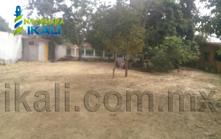 Foto de terreno habitacional en venta en agustin de iturbide, santiago de la peña, tuxpan, veracruz, 835807 no 07