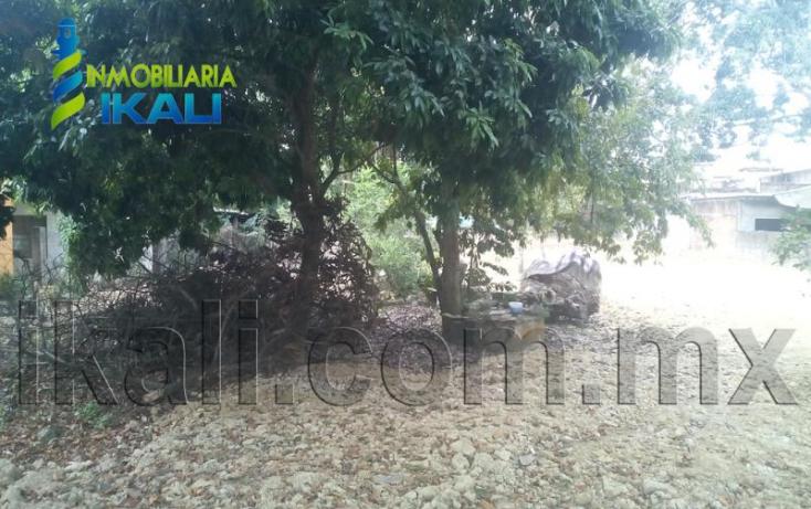 Foto de terreno habitacional en venta en agustin de iturbide, santiago de la peña, tuxpan, veracruz, 835807 no 10