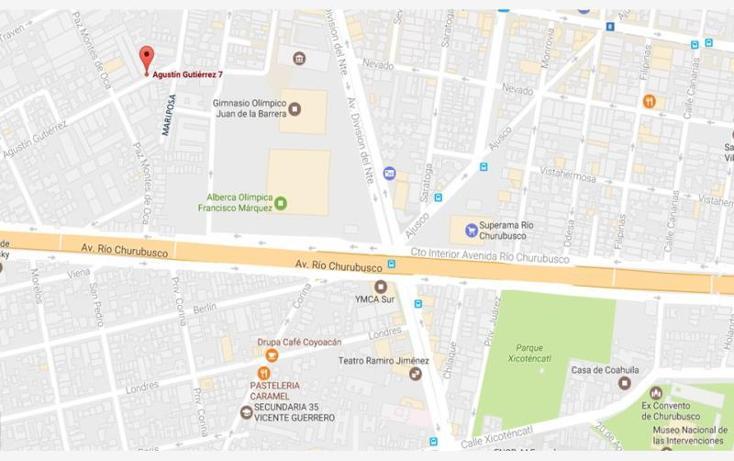 Foto de departamento en venta en  7, general pedro maria anaya, benito juárez, distrito federal, 2853190 No. 02
