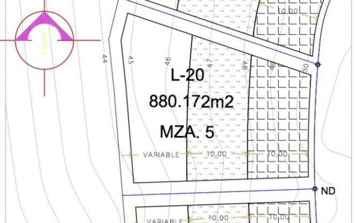 Foto de terreno habitacional en venta en, agustín olachea, la paz, baja california sur, 1117111 no 06