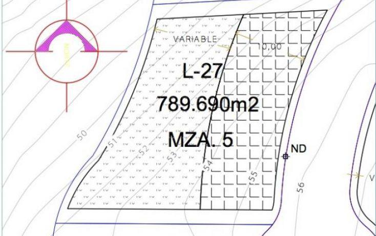 Foto de terreno habitacional en venta en, agustín olachea, la paz, baja california sur, 1117591 no 06