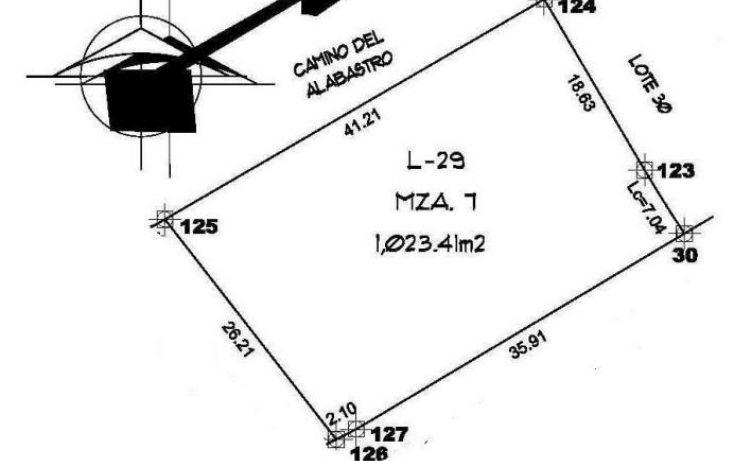 Foto de terreno habitacional en venta en, agustín olachea, la paz, baja california sur, 1282319 no 07