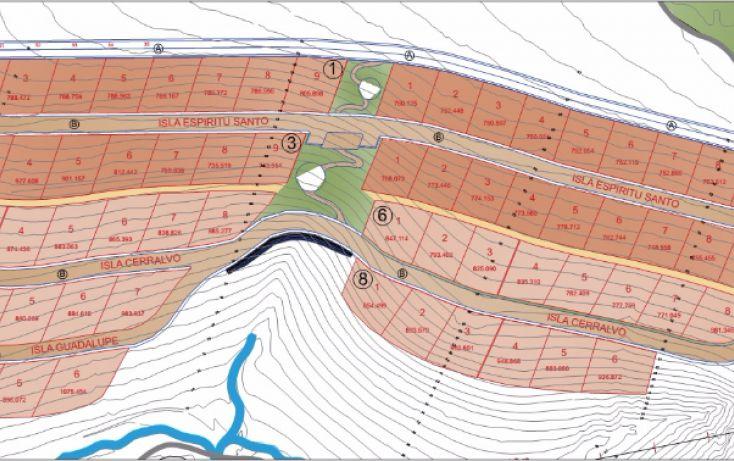 Foto de terreno habitacional en venta en, agustín olachea, la paz, baja california sur, 1636788 no 04