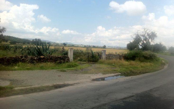 Foto de terreno comercial en venta en agustin saldaña 1, huimilpan centro, huimilpan, querétaro, 1823878 no 02