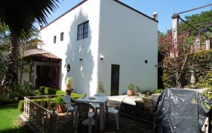 Foto de casa en venta en  , ahuatepec, cuernavaca, morelos, 1039861 No. 01