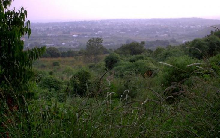 Foto de terreno habitacional en venta en  , ahuatepec, cuernavaca, morelos, 1045697 No. 02