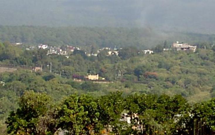 Foto de terreno habitacional en venta en  , ahuatepec, cuernavaca, morelos, 1045697 No. 06