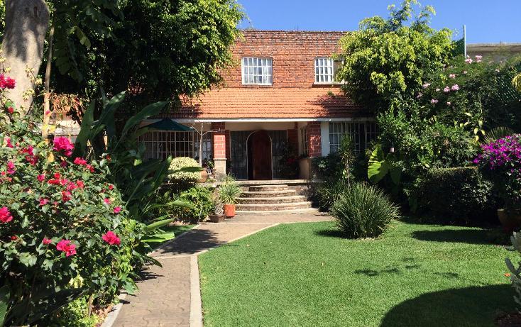 Foto de casa en venta en  , ahuatepec, cuernavaca, morelos, 1114087 No. 01