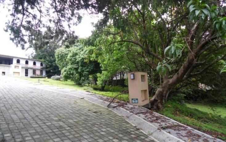 Foto de terreno habitacional en venta en  , ahuatepec, cuernavaca, morelos, 1269229 No. 03