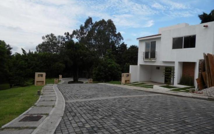 Foto de terreno habitacional en venta en  , ahuatepec, cuernavaca, morelos, 1269229 No. 08