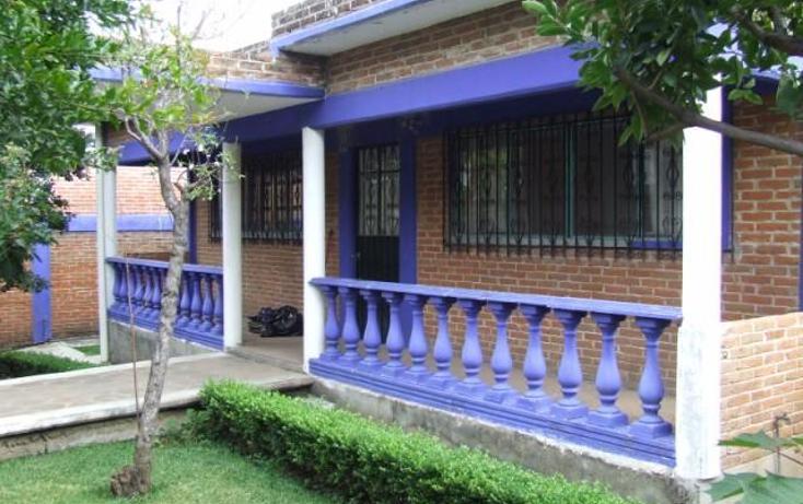 Foto de casa en venta en  , ahuatepec, cuernavaca, morelos, 1291353 No. 01