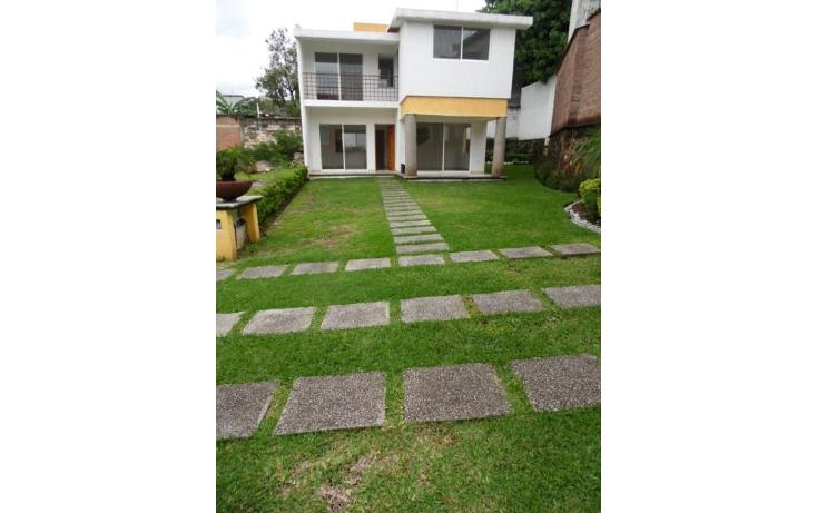 Foto de casa en venta en  , ahuatepec, cuernavaca, morelos, 1296769 No. 01