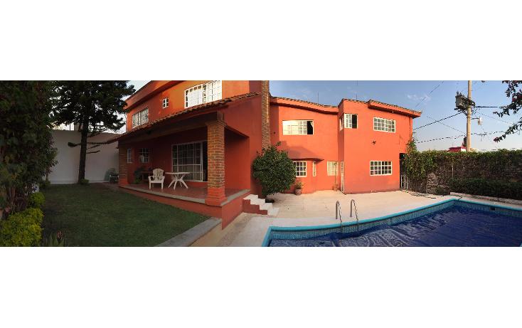 Foto de casa en renta en  , ahuatepec, cuernavaca, morelos, 1392019 No. 02