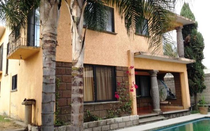 Foto de casa en venta en  , ahuatepec, cuernavaca, morelos, 1494541 No. 01