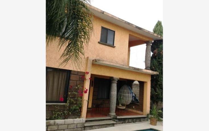 Foto de casa en venta en  , ahuatepec, cuernavaca, morelos, 1494541 No. 09