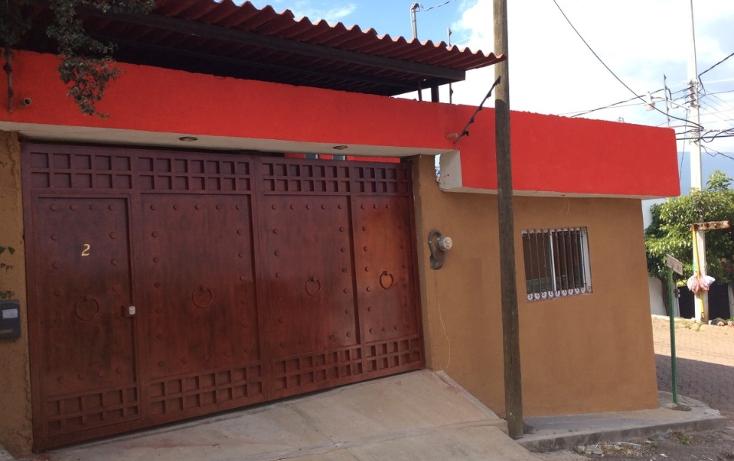 Foto de casa en venta en  , ahuatepec, cuernavaca, morelos, 1562276 No. 01
