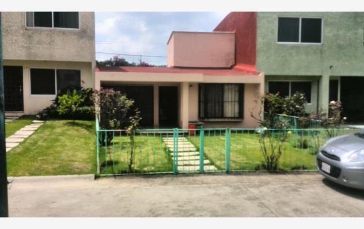 Foto de casa en venta en ahuatepec , ahuatepec, cuernavaca, morelos, 1589128 No. 01
