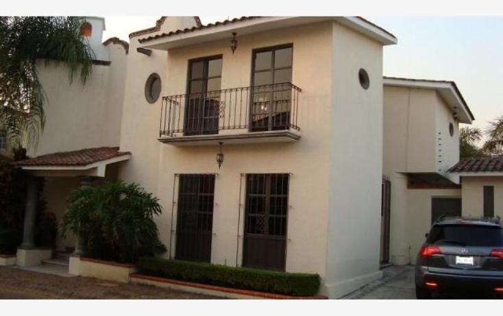 Foto de casa en venta en  , ahuatepec, cuernavaca, morelos, 1597662 No. 02
