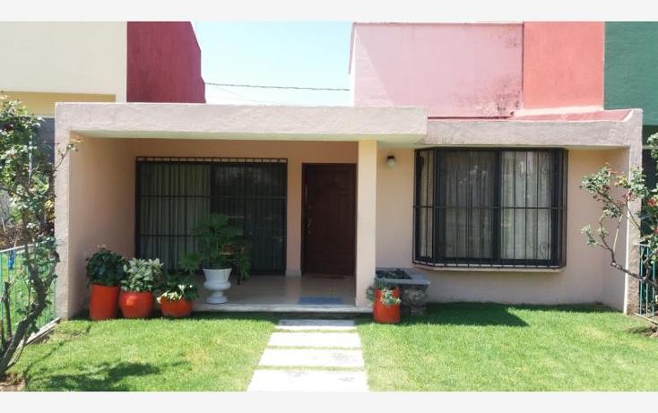 Foto de casa en venta en  , ahuatepec, cuernavaca, morelos, 1823840 No. 01
