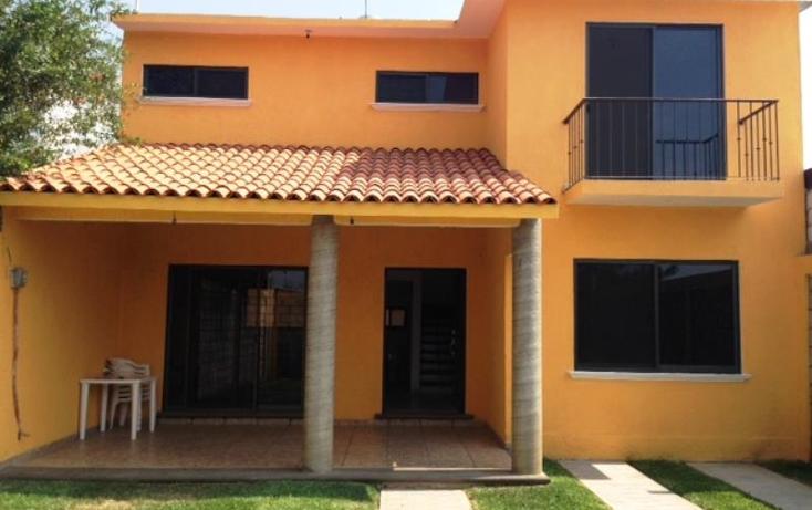 Foto de casa en venta en  , ahuatepec, cuernavaca, morelos, 2009444 No. 01