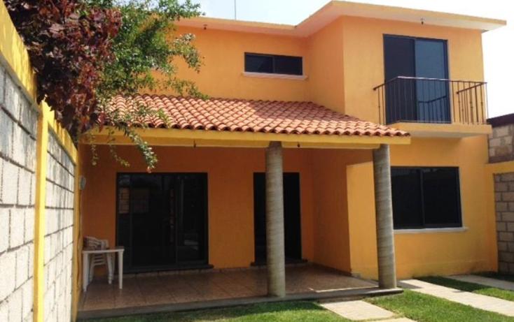 Foto de casa en venta en  , ahuatepec, cuernavaca, morelos, 2009444 No. 02