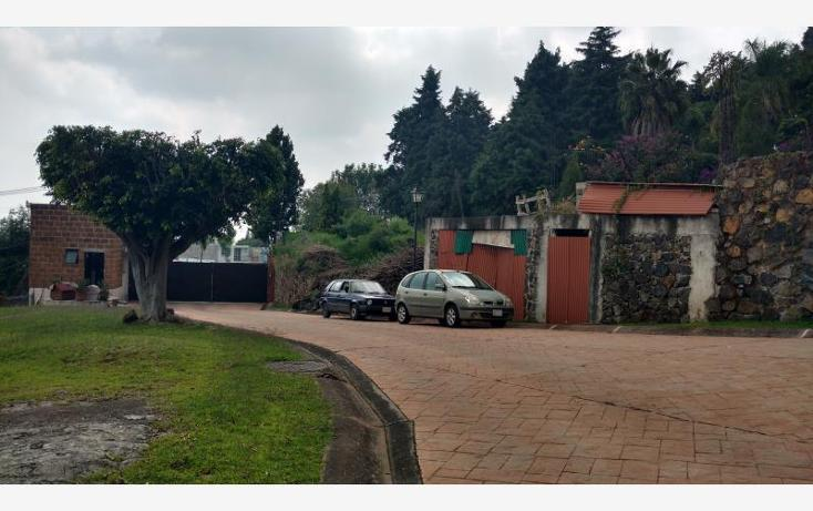 Foto de terreno habitacional en venta en la herradura , ahuatepec, cuernavaca, morelos, 2707815 No. 04