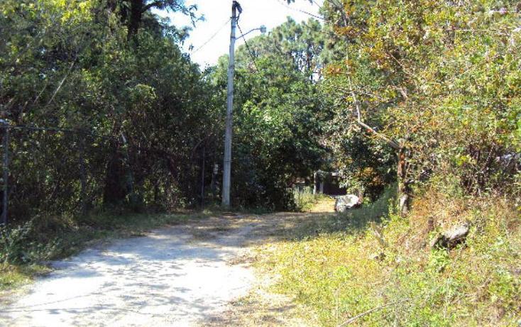 Foto de terreno habitacional en venta en  , ahuatepec, cuernavaca, morelos, 390289 No. 03