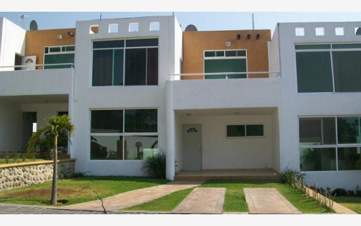 Foto de casa en renta en  , ahuatepec, cuernavaca, morelos, 428356 No. 01