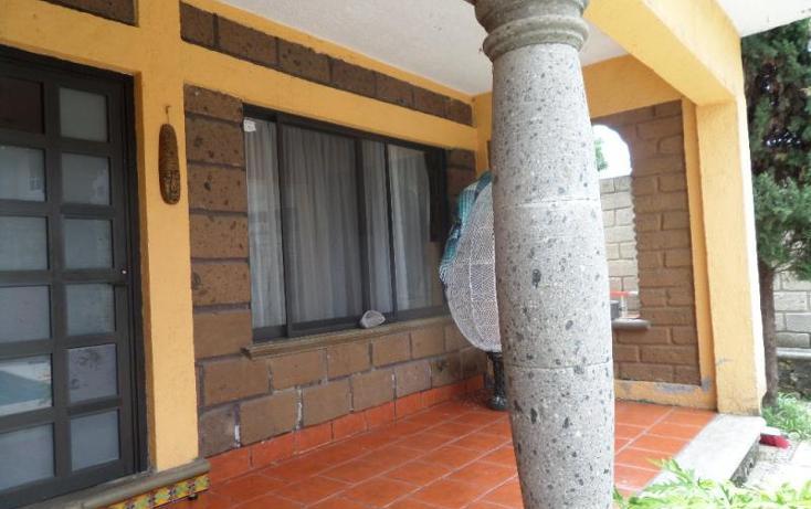 Foto de casa en venta en  , ahuatepec, cuernavaca, morelos, 572718 No. 35