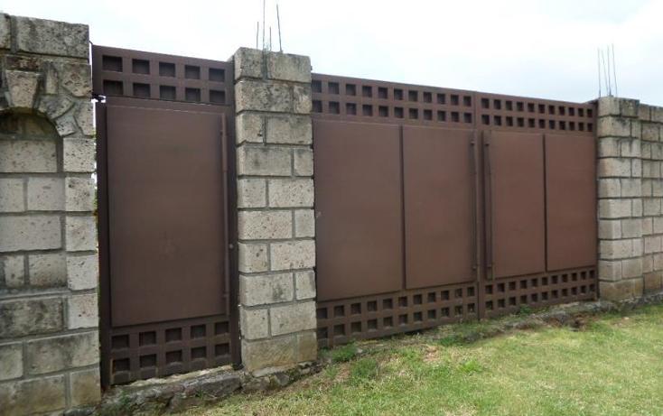 Foto de terreno habitacional en venta en  , ahuatepec, cuernavaca, morelos, 572734 No. 01