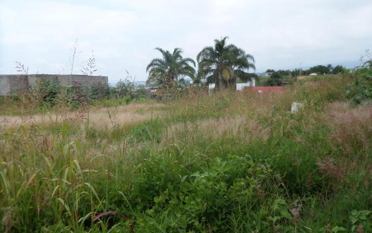 Foto de terreno habitacional en venta en  , ahuatepec, cuernavaca, morelos, 572734 No. 02
