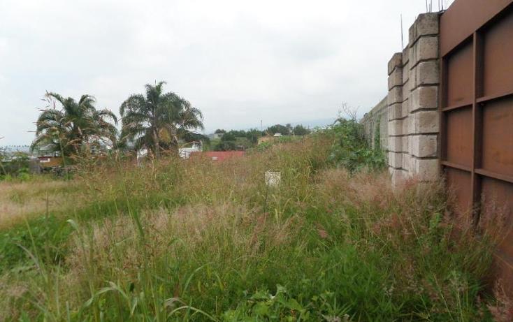 Foto de terreno habitacional en venta en  , ahuatepec, cuernavaca, morelos, 572734 No. 04