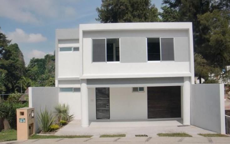 Foto de casa en venta en  , ahuatepec, cuernavaca, morelos, 946973 No. 01