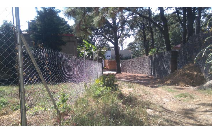 Foto de terreno habitacional en venta en  , ahuatepec, cuernavaca, morelos, 947499 No. 02