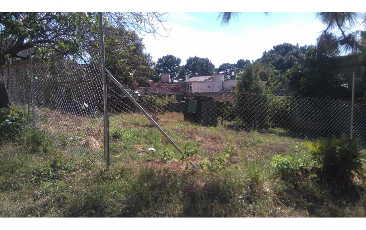 Foto de terreno habitacional en venta en  , ahuatepec, cuernavaca, morelos, 947499 No. 03