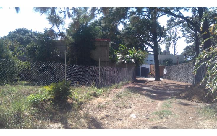 Foto de terreno habitacional en venta en  , ahuatepec, cuernavaca, morelos, 947499 No. 06