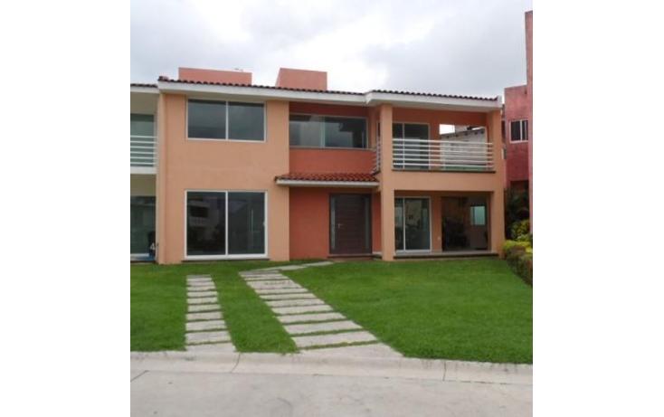 Foto de casa en venta en  , ahuatepec, cuernavaca, morelos, 947821 No. 01